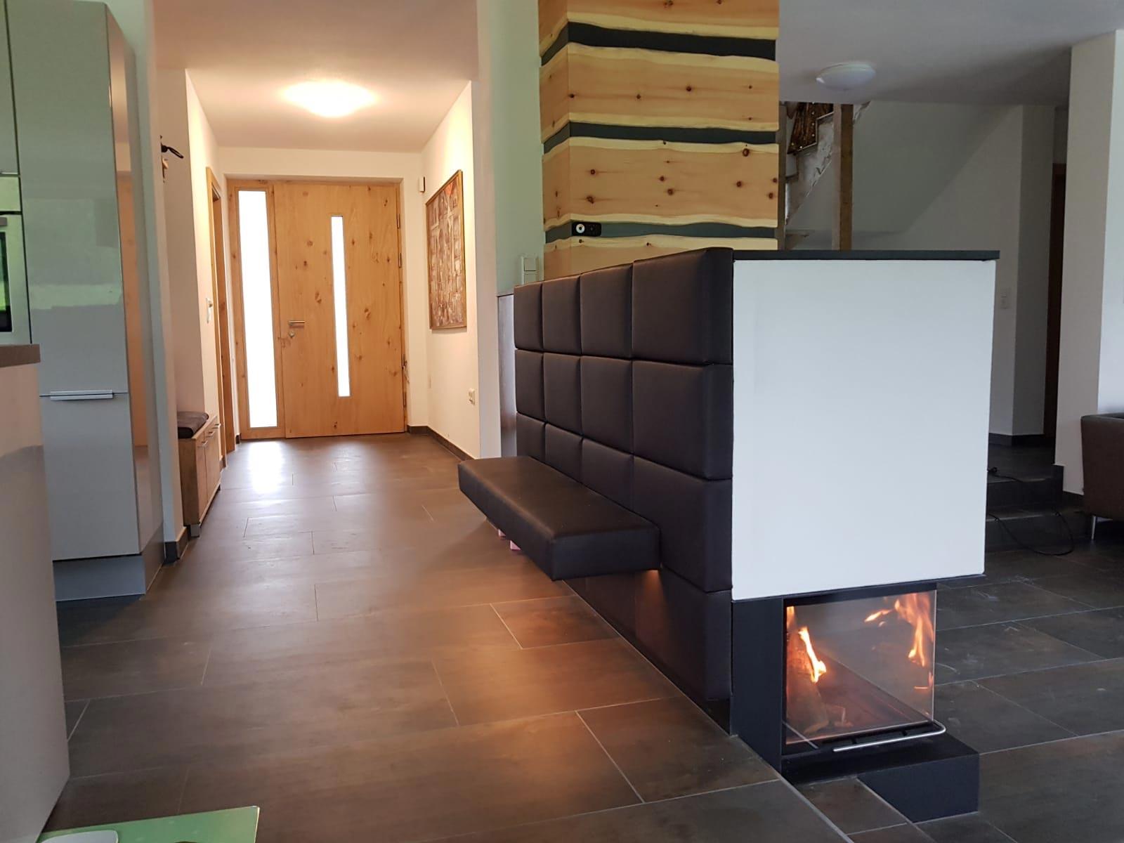 Ofen Mit Innovativem Und Modernem Design Ofensetzter Kachelofen Zillertal